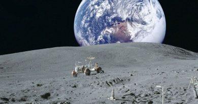 Получены более убедительные доказательства наличия воды на Луне