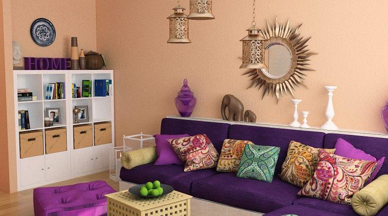 10 интересных идей, как обновить комнату без ремонта