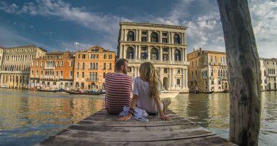 Как расслабиться в Венеции?