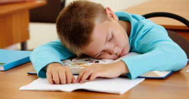 Режим школьника.Как избавиться от усталости?