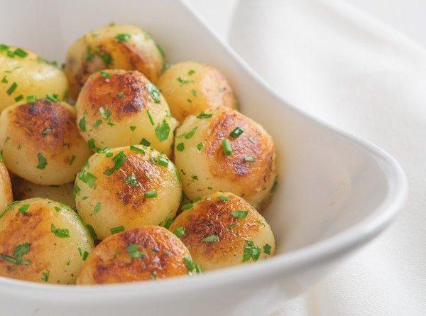Румяный картофель