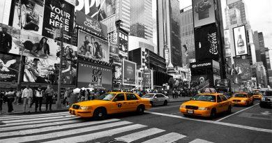 Такси в Нью-Йорке — интересные факты