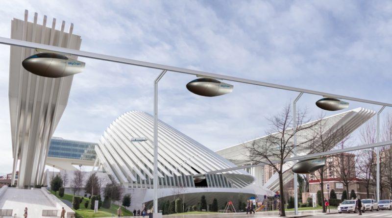 10 возможных видов транспорта будущего