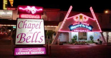Как я вышла замуж в Вегасе: short & sweet