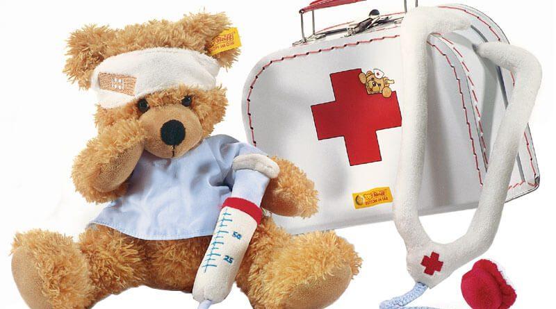 Аптечка для малышей