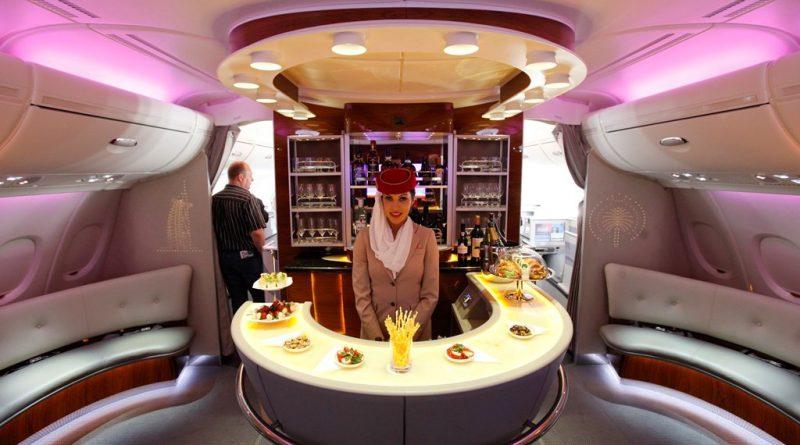 10 авиакомпаний с лучшим бизнес-классом