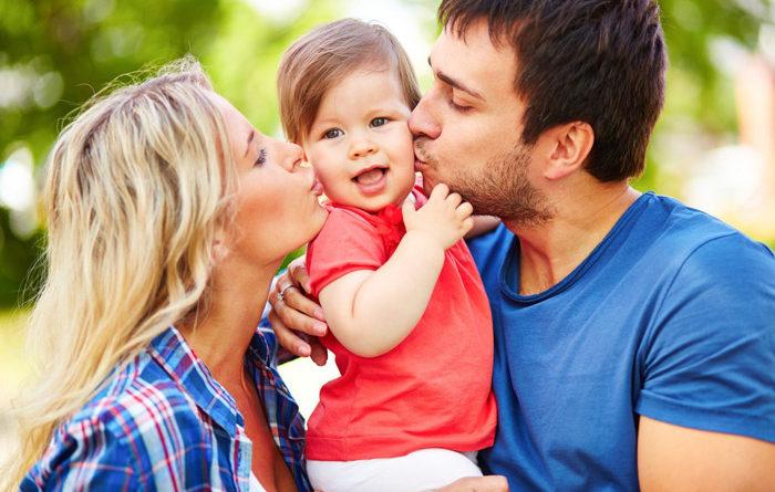 Как дать детям достаточно любви,несмотря на занятость