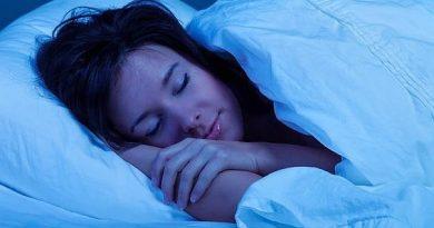 Что происходит в нашем организме ночью