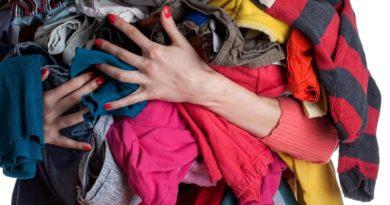 10 женских хитростей,чтобы привести вещи в порядок