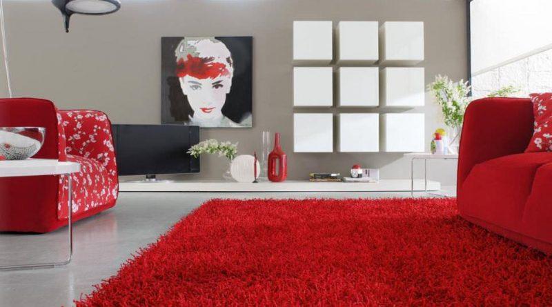 Как выбрать ковёр для интерьера комнаты?