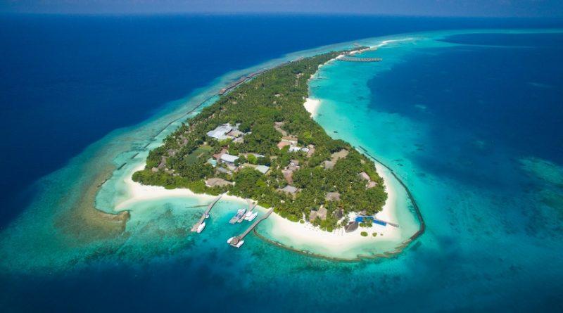 Kuramathi: один из самых больших курортов Мальдив