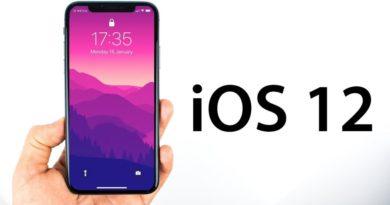 Что нового будет в iOS 12?