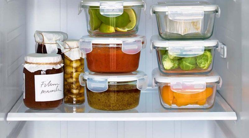 Какую посуду лучше выбрать для хранения продуктов