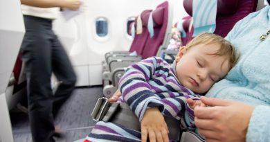 В отпуск с младенцем: как спланировать поездку