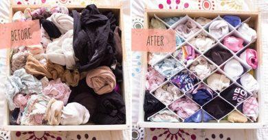 10 хитростей для порядка в гардеробе