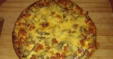 Супер быстрая пицца