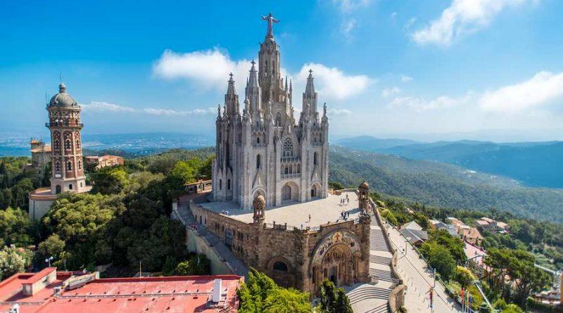 Лучшие места для прогулок в Барселоне