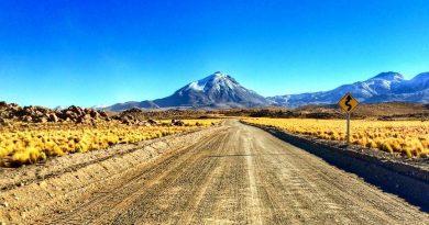 Чили. Сан‑Педро‑де‑Атакама