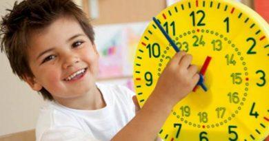 Тайм-менеджмент для детей.Простые советы