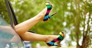 7 признаков женского характера по типу каблука!