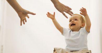 Почему ребенок просится на руки?