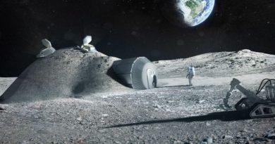 Главная проблема будущих колонизаторов Луны – пыль