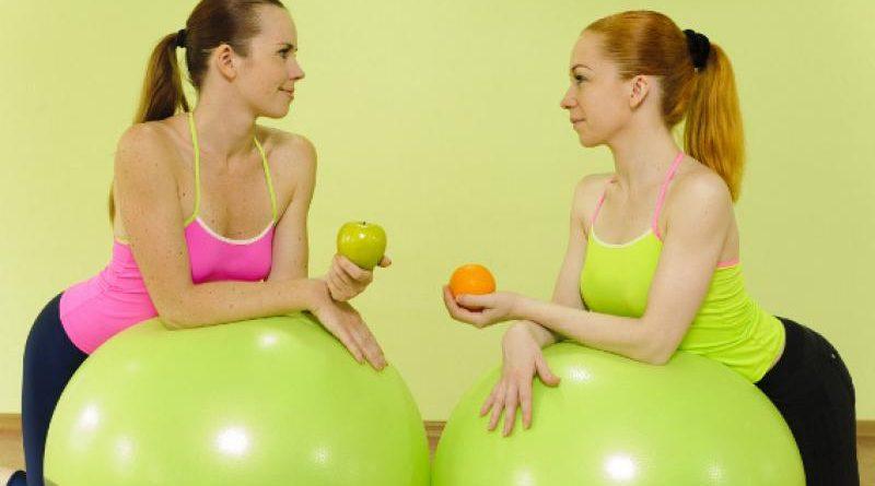 Основные правила питания при похудении и занятиях спортом