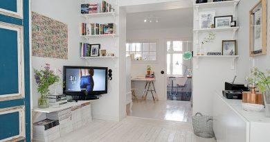 Как добиться уюта в небольшой квартире?