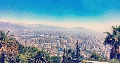 Чили. Сантьяго‑де‑Чили, Винья‑дель‑Мар