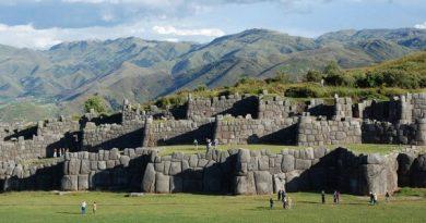 Удивительный мегалитический город Куско