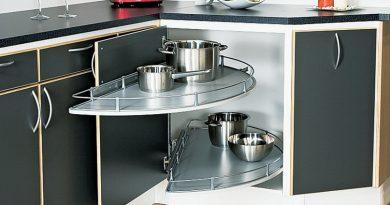 Как рационально использовать пространство кухни при помощи 15 простых изобретений
