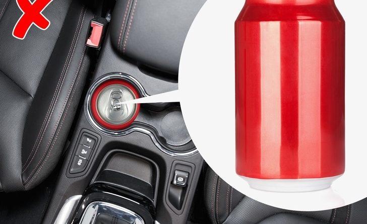 8 вещей, которые многие привыкли оставлять в машине, а зря