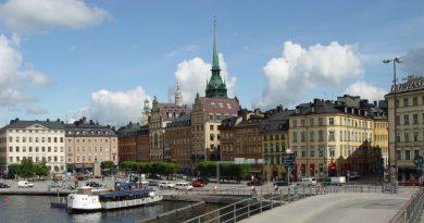 Чем заняться в Стокгольме бесплатно?