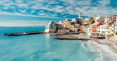 10 курортов Италии на море