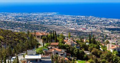 Кипр: смотреть, но не пытаться пройти по стопам Афродиты