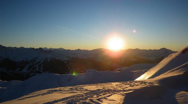 7 горнолыжных курортов Франции, где есть не только лыжи