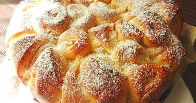 Яблочный пирог «Красавчик»