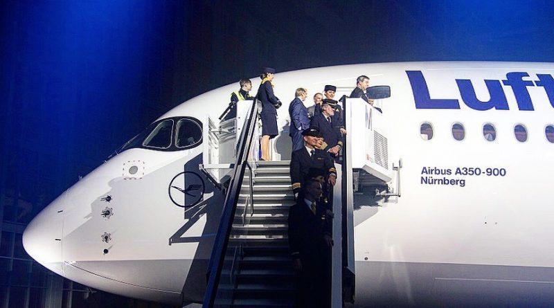 Airbus A350: самый тихий самолет Lufthansa