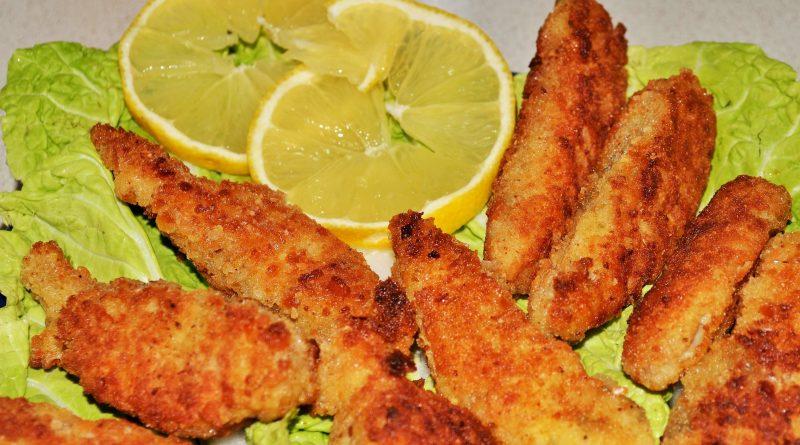 Рыбные палочки по-домашнему