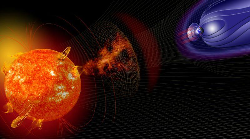 Магнитные бури могут оставить нас без технологий и энергии