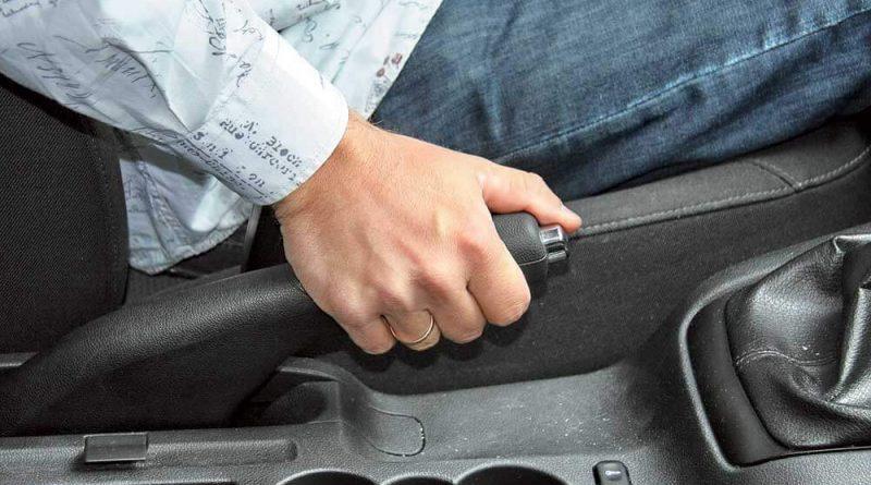 Стояночный тормоз — принцип работы. Ремонт и замена троса.
