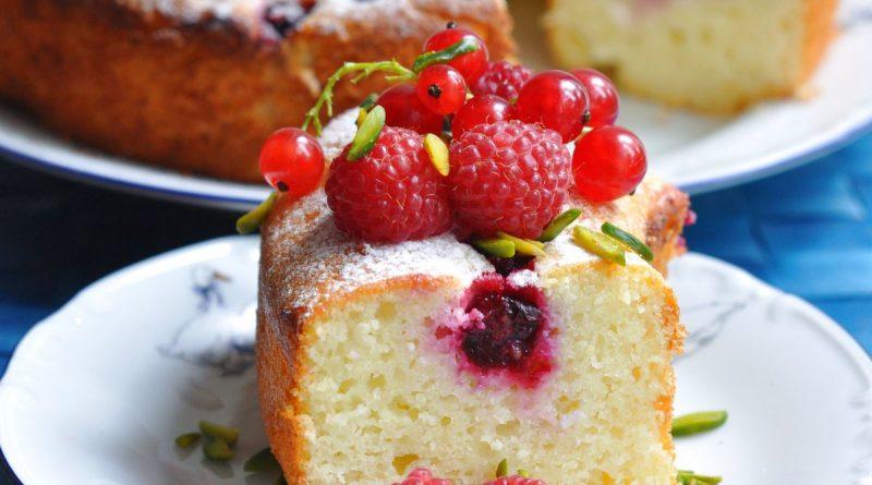 Творожники с ягодами