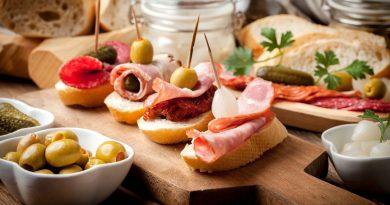 6 городов в Испании с самыми вкусными закусками тапас