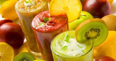 Смузи: 5 летних рецептов холодных десертов