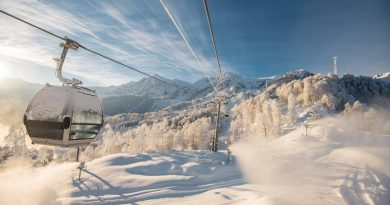5 регионов России для горнолыжного отдыха