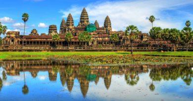 10 факто о Камбодже