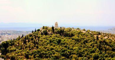 Лучшие панорамы Афин: 6 точек для наблюдения