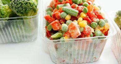 Заморозка на зиму: как заготовить овощи, сохранив витамины