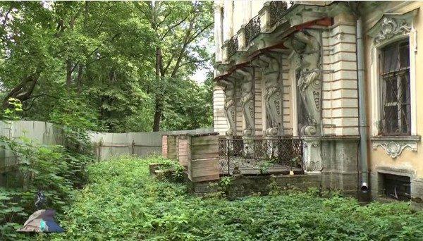 Парк в Старом Петергофе