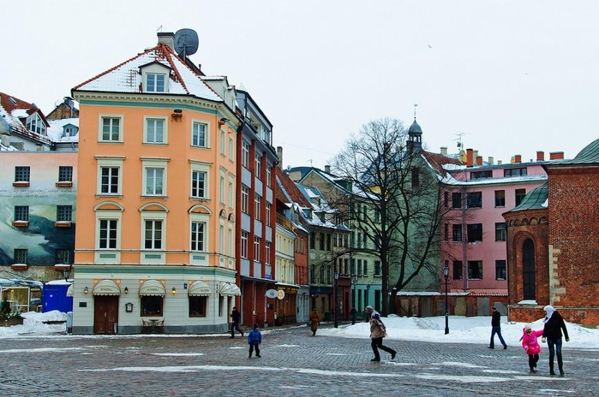 Латвия за три дня: куда сходить и что посмотреть